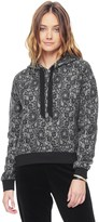 Juicy Couture Bonded Lace Track Hoodie
