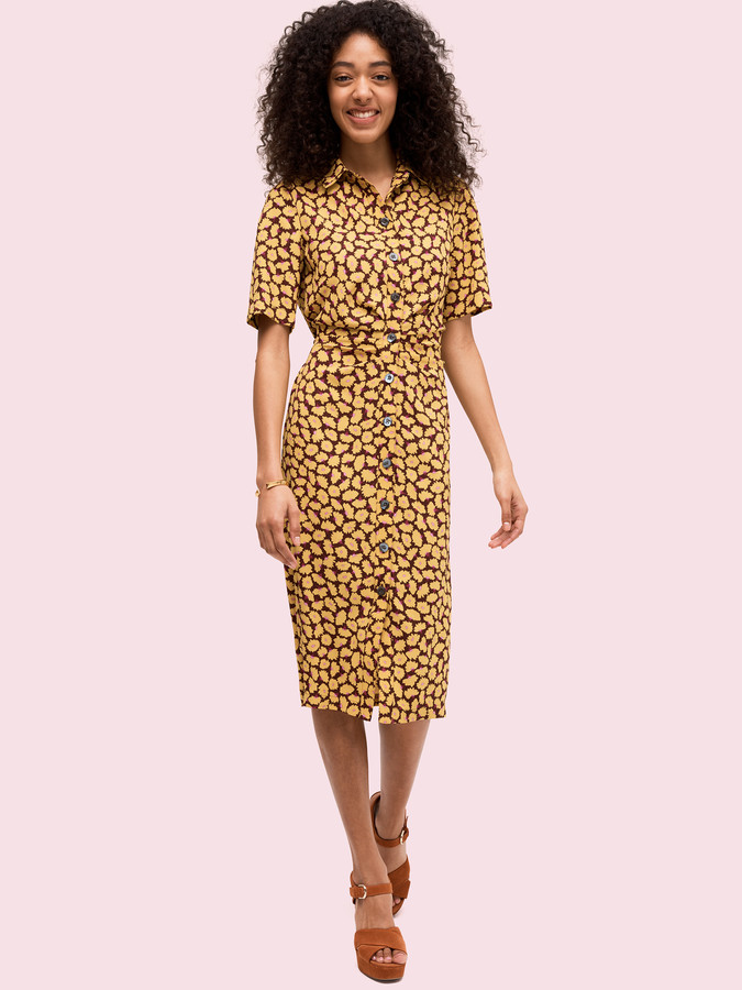 Kate Spade Sunny Bloom Shirtdress