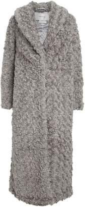 Gestuz RyssaGZ Faux Shearling Coat