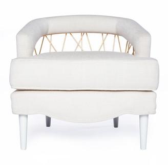 Innova Luxury Tomland Accent Chair