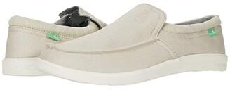Sanuk Hi Bro Lite (Khaki) Men's Shoes