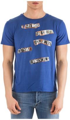 Valentino Jamie Reid T-shirt