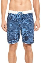RVCA Psych Flower Swim Trunk