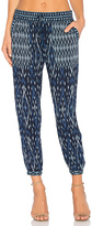 Soft Joie Xolani Pant in Navy. - size S (also in XS)