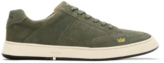 OSKLEN Leather Panelled Sneakers