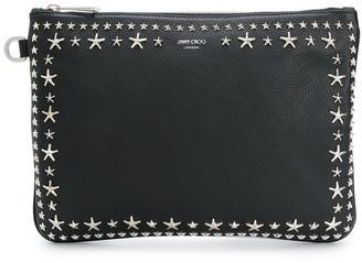 Jimmy Choo Star Stud Clutch Bag