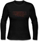 A99a91-a1 Long Sleeve-Women's Stranger Things Long Sleeve Tshirt Shirt.