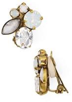 Sorrelli Crystal Clip-On Earrings