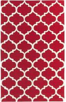 Artistic Weavers Pollack Red Geometric Stella Area Rug Rug