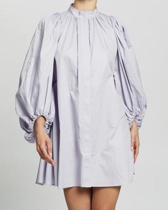 Camilla And Marc Opal Mini Dress