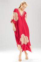 Josie Natori Couture Blossom Caftan