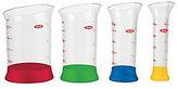 OXO 4-Piece Mini Measuring Beaker Set