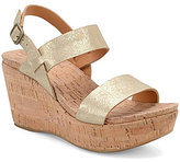 Kork-Ease Austin Platform Wedge Sandals