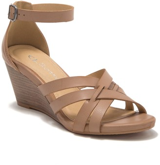 Cl By Laundry Henley Wedge Heeled Sandal