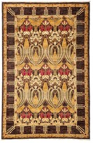 Solo Rugs Arts and Crafts Area Rug, 5' x 7'7""