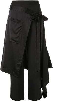 Monse apron style trousers