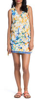 Plenty by Tracy Reese Flyaway Floral Shift Dress