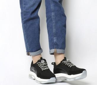 Fornarina Super Sneakers Black
