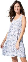 Croft & Barrow Women's Pajamas: Soft Meadows Nightgown