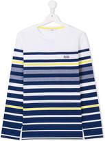 HUGO BOSS striped top