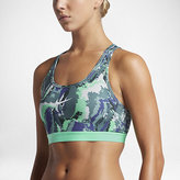 Nike Pro Classic Padded Women's Graphic Medium Support Sports Bra