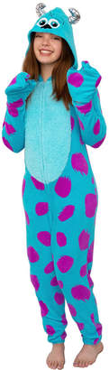 Disney Sulley from Monsters Inc. One Piece Hooded Pajama Set, Online Only