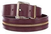 Rebecca Minkoff Embellished Leather Belt