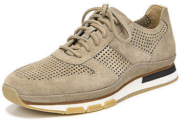 Vince Men's Larson Peforated Suede Sneaker