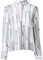 Kenzo 'Abstract Cactus' shirt