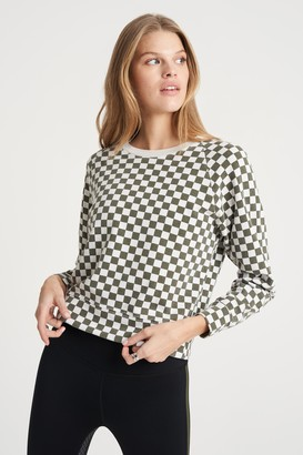 Splits59 100% Cotton/Spandex/Polyester Tilda Sweatshirt