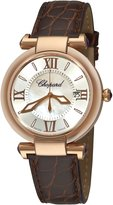 Chopard Women's 384221-5001 Imperiale Rose Dial Watch