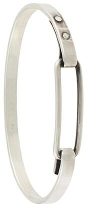 Werkstatt:Munchen Hammered Band Bracelet