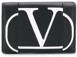 Valentino VLOGO mini wallet