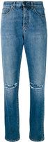 Saint Laurent boyfriend jeans - women - Cotton - 29