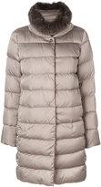 Herno classic puffer coat - women - Feather Down/Nylon/Polyamide/Goose Down - 42