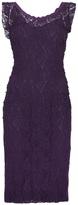 Dolce & Gabbana V-back lace dress
