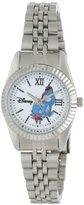 EWatchFactory Disney Women's W000586 Eeyore Silver-Tone Status Watch