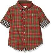 Hatley Boy's Bonded Oxford Shirt