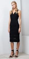 Greylin Sleeveless Charlie Textured Knit Dress