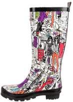 Henri Bendel Bendel Girl New York Minute Wellie Rain Boots