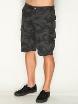 City Beach Fox Slambozo Camo Cargo Shorts