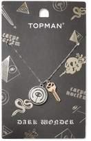 Metal Key Necklace*