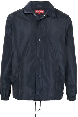 Supreme Digi Coaches jacket SS17