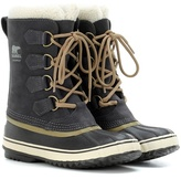 Sorel 1964 Pac 2 Waterproof Leather And Rubber Boots