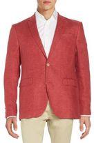 Sand Sherman Linen Jacket