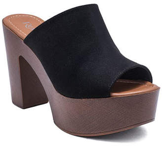 Refresh Women's Sandals BLACK - Black Jackie Sandal - Women