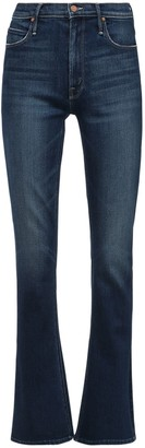 Mother The Runaway High Rise Flared Jeans