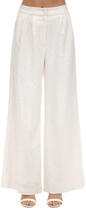In The Mood For Love High Waist Wide Leg Pants