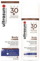 Ultrasun Body Tan Activator 30SPF 150ml