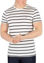 Tommy Hilfiger Men's Stretch Slim Fit T-Shirt, White